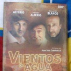 Cine: VIENTOS DE AGUA DVD. Lote 69784993
