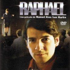 Series de TV: DVD RAPHAEL CAPÍTULO 1. Lote 71069397