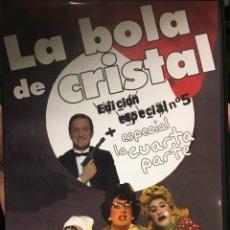 Cine: LA BOLA DE CRISTAL. EDICIÓN ESPECIAL NÚMERO 5. Lote 71680502