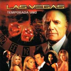 Series de TV: DVD LAS VEGAS TEMPORADA UNO. Lote 72013523