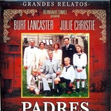 Series de TV: PADRES E HIJOS DVD (4 DVD +BURT LANNCASTER) ...CONSPIRACIONES, AMORES Y TRAICIONES EN 2 FAMILIAS .... Lote 219773840