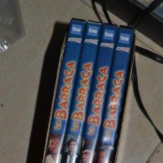 Series de TV: COLECCION DVD LA BARRACA TELEVISION ESPAÑOLA . Lote 72250055