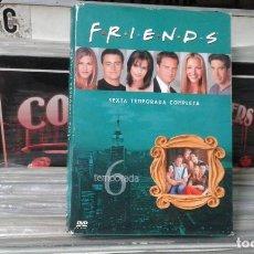 Series de TV: FRIENDS,SEXTA TEMPORADA COMPLETA. Lote 72314727