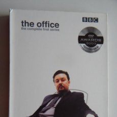 Series de TV: THE OFFICE THE COMPLETE FIRST SERIES - 2 DISCS - ENGLISH. Lote 73551451