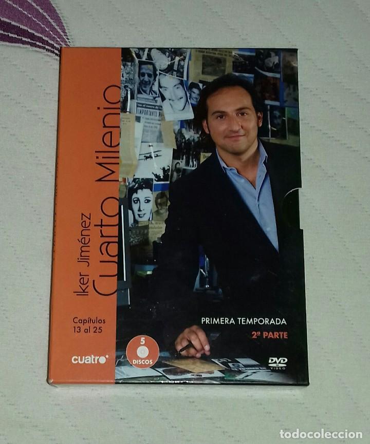 Dvd cuarto milenio primera temporada - Vendido en Venta Directa ...