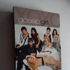 Series de TV: GOSSIP GIRL. THE COMPLETE SECOND SEASON - 7 DISCS - ENGLISH. Lote 73657451