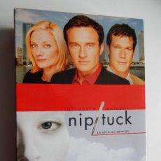 Series de TV: NIP TUCK. LA SÉRIE QUI DÉRANGE. INTÉGRALE SAISON 1 - ÉDITION 5 DVD - FRANÇAIS. Lote 73773275