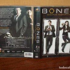 Series de TV: PACK BONES - SEGUNDA TEMPORADA EN DVD - 6 DVDS. Lote 139564965