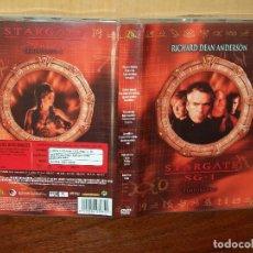 Series de TV: PACK STARGATE SG. 1 -EN DVD - TEMPORADA 4 - 6 DVDS. Lote 74396927