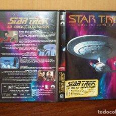 Series de TV: STAR TREK - LA NUEVA GENERACION - DVD. Lote 74399927
