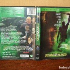Series de TV: STAR TREK - NEMESIS - DVD. Lote 74400199