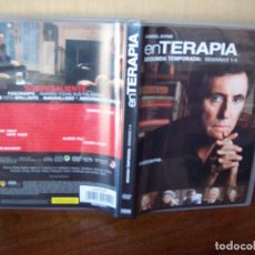Series de TV: PACK ENTERAPIA - SEGUNDA TEMPORADA : SEMANAS 1-4 EN DVD - 4 DVDS. Lote 74482543