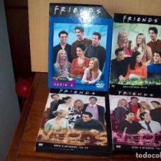 Series de TV: PACK FRIENDS -TEMPORADA 6 EN DVD - 4 DVDS. Lote 74535627