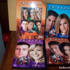 Series de TV: PACK FRIENDS -TEMPORADA 7 EN DVD - 4 DVDS. Lote 74535751