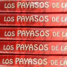Cine: LOS PAYASOS DE LA TELE COLECCION 5 DVD. Lote 74554207