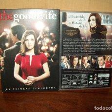Series de TV: THE GOODWIFE - PRIMERA TEMPORADA EN DVD - 6 DVDS. Lote 75698043