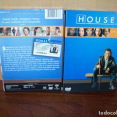 Series de TV: PACK HOUSE - TEMPORADA UNO EN DVD - 6 DVDS. Lote 81876818