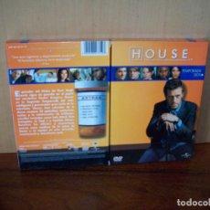 Series de TV: PACK HOUSE - TEMPORADA DOS EN DVD - 6 DVDS. Lote 81876860