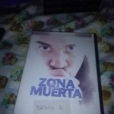 Séries TV: ZONA MUERTA. TEMPORADA PRIMERA. DISCO 1. B28DVD. Lote 76069283