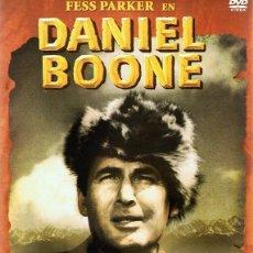 Series de TV: DVD DANIEL BOONE SEGUNDA TEMPORADA ( DISCOS 11 Y 12). Lote 77304509