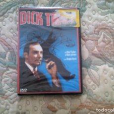 Series de TV: DVD DICK TRACY, DE RAY TAYLOR Y ALAN JAMES, CON RALPH BYRD (15 CAPS. DE LA SERIE DE TV)(PRECINTADA). Lote 78402069