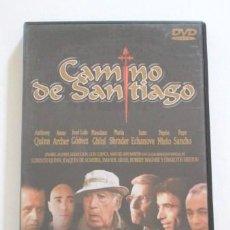 Cine: CAMINO DE SANTIAGO, SERIE ANTENA 3, 2 DVD, ANTHONY QUINN, DESCATALOGADA, PRECIO INCLUYE GASTOS ENVÍO. Lote 78419005