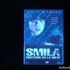 Series de TV: SMILA MISTERIO EN LA NIEVE. Lote 78442913