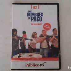 Cine: DVD LOS HOMBRES DE PACO Nº 2 LA PARANOIA. Lote 79123321