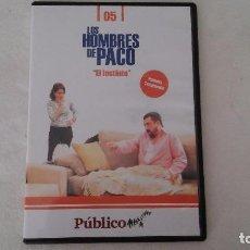Cine: DVD LOS HOMBRES DE PACO Nº 5 EL INSTINTO. Lote 79123477