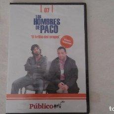 Cine: DVD LOS HOMBRES DE PACO Nº 7 EL BRILLO DEL OROPEL. Lote 79123569