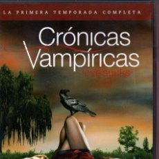 Series de TV: CRÓNICAS VAMPÍRICAS, TEMPORADA 1, DVD.. Lote 80145209