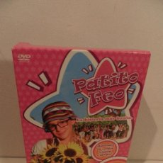 Series de TV: PATITO FEO - LA HISTORIA MAS BONITA, PRIMERA TEMPORADA 5 DVDS. Lote 203799898