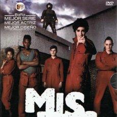 Series de TV: DVD MISFITS 2ª TEMPORADA ( 3 DVD). Lote 80595842