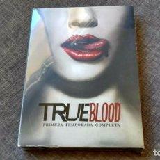 Series de TV: SERIE DVD TRUE BLOOD - TEMPORADA 1 - PRECINTADA / SEALED - 720 MINUTOS. Lote 80612318