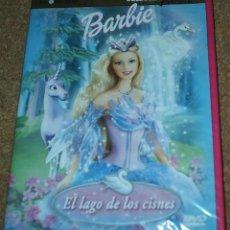 Series de TV: BARBIE DVD EL LAGO DE LOS CISNES - COLECCION BARBIE - DVD PRECINTADO. Lote 81900168