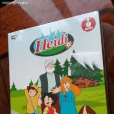 Cine: SERIE TV COMPLETA HEIDI (1975). Lote 82027872
