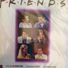 Series de TV: FRIENDS TEMPORADA 3 EPISODIOS 52-54. Lote 83377248