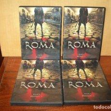 Series de TV: PACK ROMA - TEMPORADA 1 EN DVD - 4 DVDS. Lote 83469588
