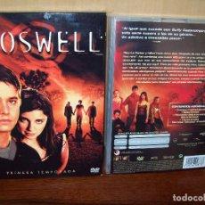 Series de TV: PACK ROSWELL - PRIMERA TEMPORADA COMPLETA EN DVD - 6 DVDS. Lote 83469816