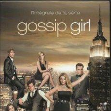 Series de TV: GOSSIP GIRL 1-6 TEMPORADAS (COMPLETA) (30 DISCOS) - SERIE DVD - NUEVO (CARATULA Y AUDIO INGLES). Lote 83956508
