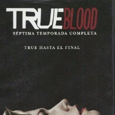 Series de TV: TRUE BLOOD TEMPORADA 1-7 (COMPLETA) (33 DISCOS) - SERIE DVD - NUEVO (CARATULA Y AUDIO ESPAÑOL). Lote 84698204