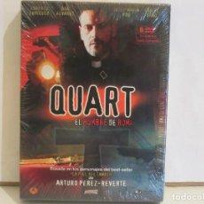 Cine: QUART EL HOMBRE DE ROMA - 6 X DVD - SERIE COMPLETA - EXTRAS - NUEVO. Lote 84719608