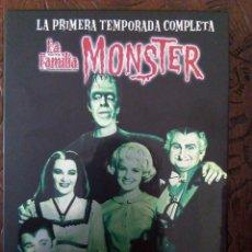 Series de TV - La Familia Monster. Primera Temporada Completa. Perfecta. - 85024392