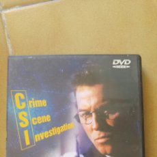 Series de TV: CSI CAPITULO 1.1 A 1.4. Lote 85305236