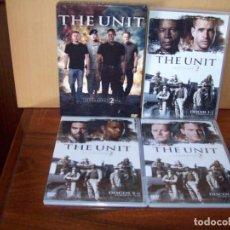 Series de TV: PACK THE UNIT - SEGUNDA TEMPORADA EN DVD - 6 DVDS. Lote 86338948