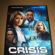 Series de TV: CRISIS (THE COMPLETE FIRST SEASON) IMPORTACION ¡¡OFERTA 3X2 EN SERIES!! (LEER DESCRIPCION). Lote 86342676