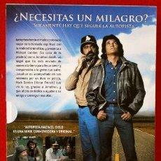 Cine: AUTOPISTA HACIA EL CIELO 1ª TEMPORADA 1 COMPLETA (NUEVA) SERIE DESCATALOGADA (6 DVDS) SERIES TV. Lote 86558264