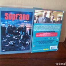 Series de TV: PACK LOS SOPRANO - TEMPORADA 5 EN DVD - 13 EPISODIOS - 4 DVDS. Lote 90768488
