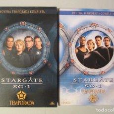Series de TV: DVD STARGATE SG1 COMPLETA 10 TEMPORADAS. Lote 87607940