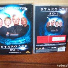 Series de TV: PACK STARGATE - ATLANTIS - TEMPORADA 6 EN DVD - 6 DVDS. Lote 87635600